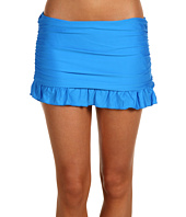 Athena - Heavenly Rouched and Ruffled Skirted Pant