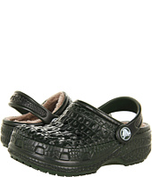 Crocs Kids - Crocskin Classic Lined Clog (Toddler/Youth)