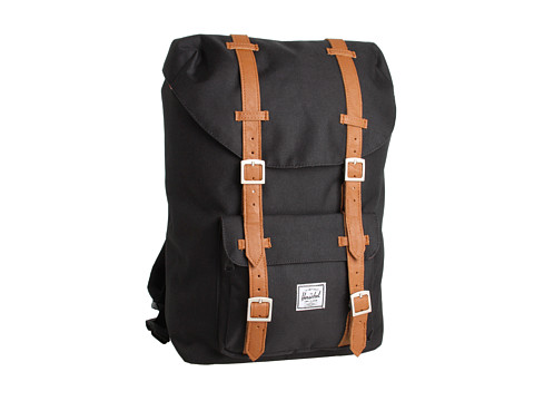 Herschel Supply Co. Little America Mid-Volume - Black