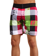 Diesel - Buffalo Check Blans Medium Swim Trunk