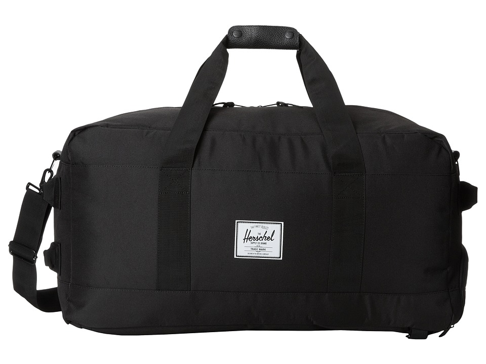 Herschel Supply Co. - Outfitter (Black) Duffel Bags