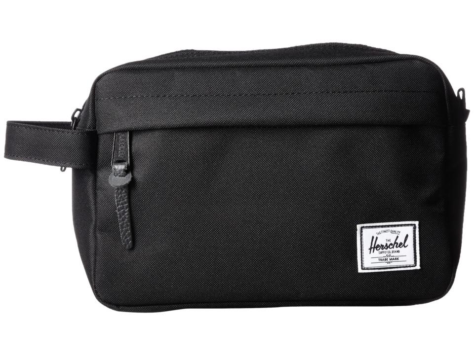 Herschel Supply Co. - Chapter (Black) Toiletries Case