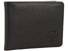 Herschel Supply Co. Hank Leather (Black Pebble Leather)