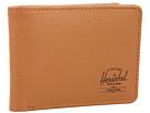 Herschel Supply Co. Hank Leather (Tan Pebble Leather)
