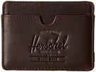 Herschel Supply Co. Charlie Leather (Brown Nubuck)