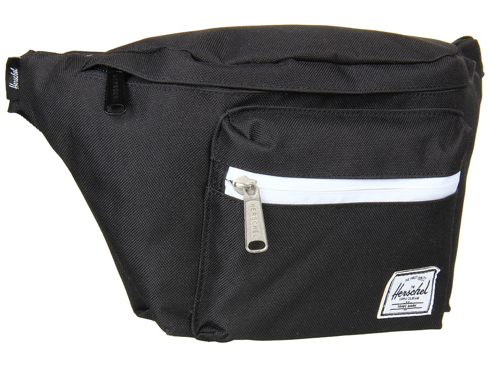 Herschel Supply Co. - Seventeen (Black) Travel Pouch