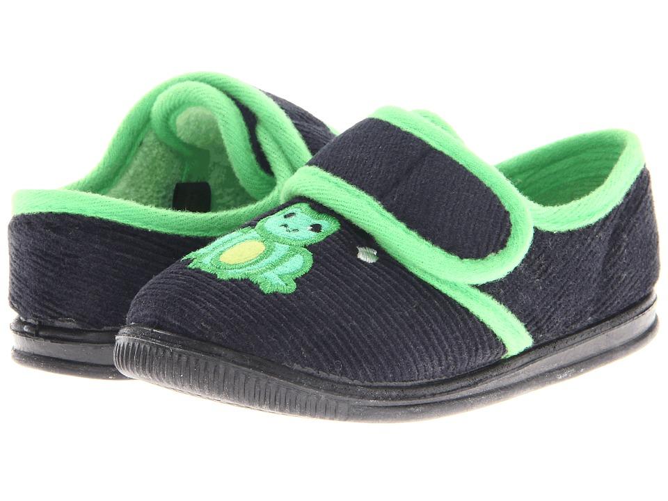 Foamtreads Kids Fuddles Toddler/Little Kid Navy Boys Shoes