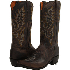M1001 (Anthracite Madras Goat) Cowboy Boots