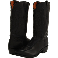M1006 (Black Ranch Hand) Cowboy Boots