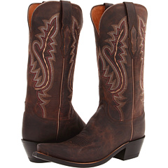 M5002 (Chocolate Madras Goat) Cowboy Boots