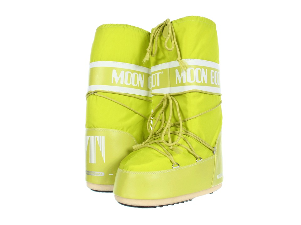 Tecnica 10 Classic Moon (Lime) Cold Weather Boots