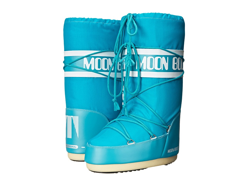 Tecnica 10 Classic Moon (Turquoise) Cold Weather Boots
