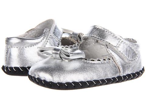pediped Betty Original (Infant) - Silver