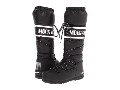 Moon Boots Silver