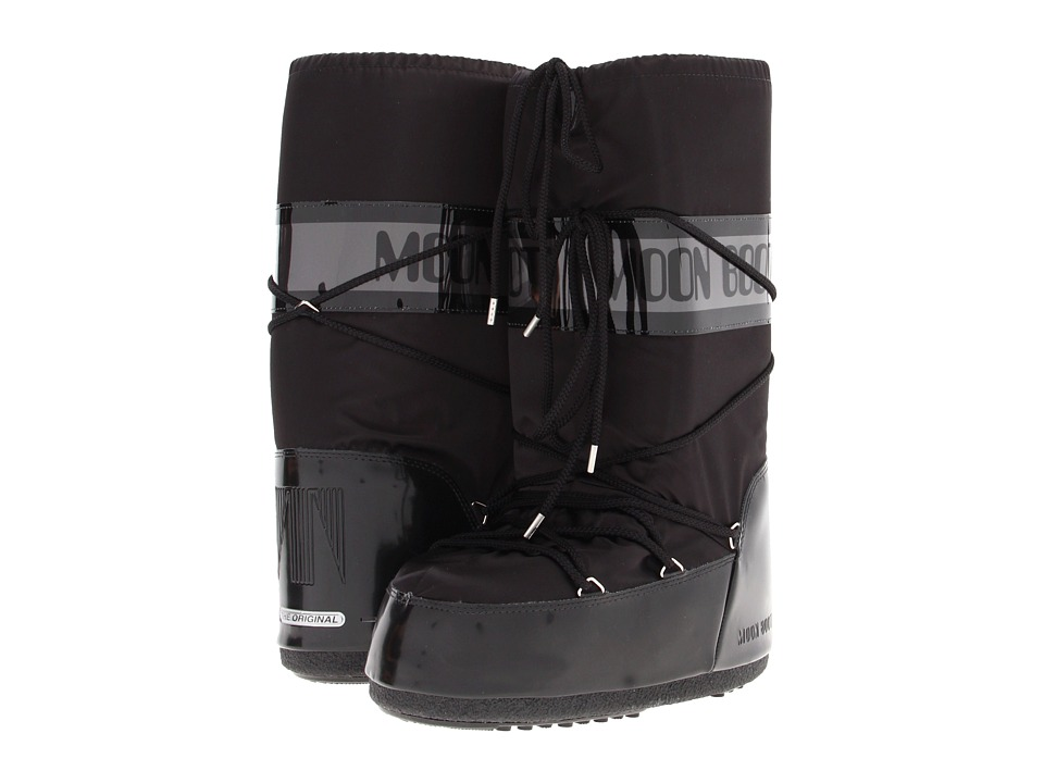 Tecnica - Moon Boot Glance (Black) Cold Weather Boots