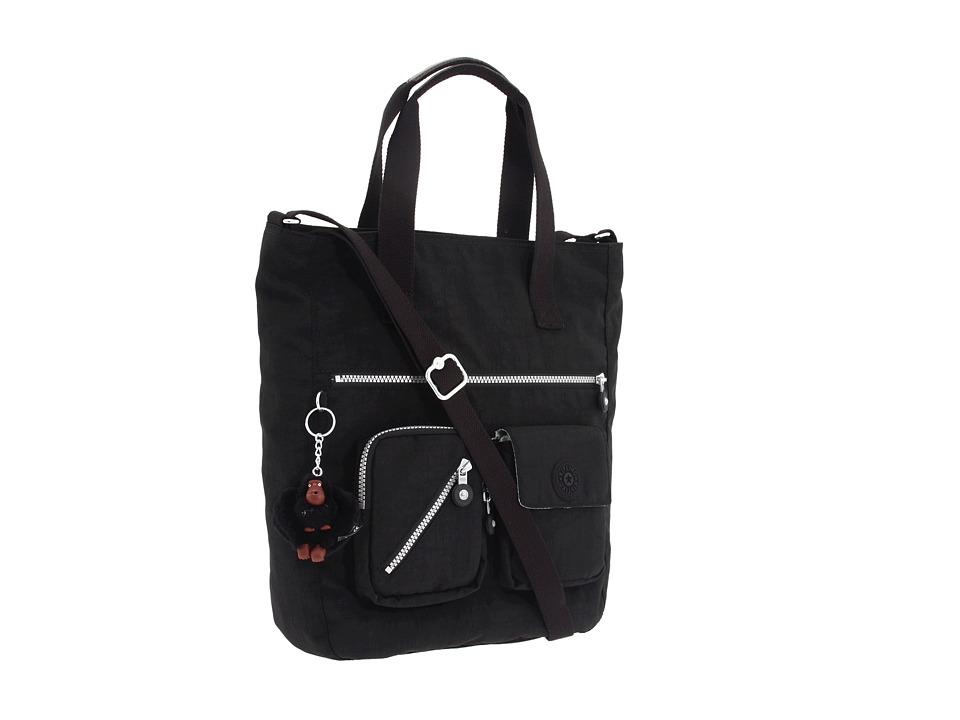 Kipling Johanna Tote Black Tote Handbags