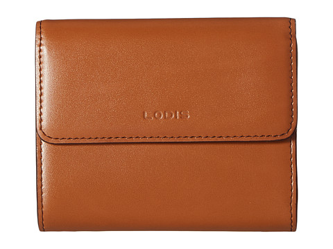 Lodis Accessories Audrey French Purse - Toffee
