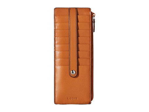 Lodis Accessories Audrey Card Case With Zip Pocket