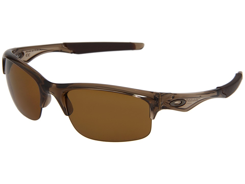 Oakley - Bottle Rocket Polarized (Brown Smoke/Bronze Polarized) Sport Sunglasses