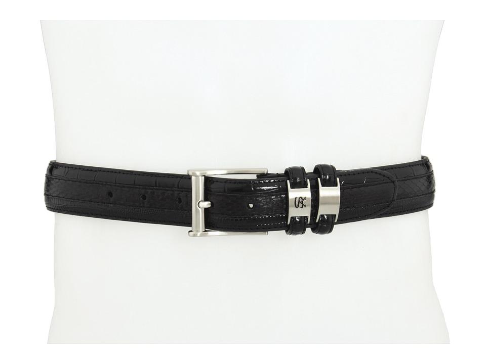 Stacy Adams - 127X (Black) Mens Belts