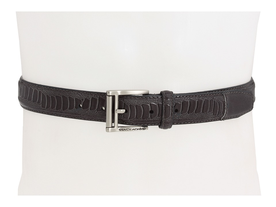 Stacy Adams - 124 (Grey) Mens Belts
