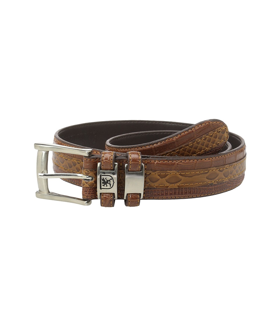 Stacy Adams - 127 (Cognac) Mens Belts