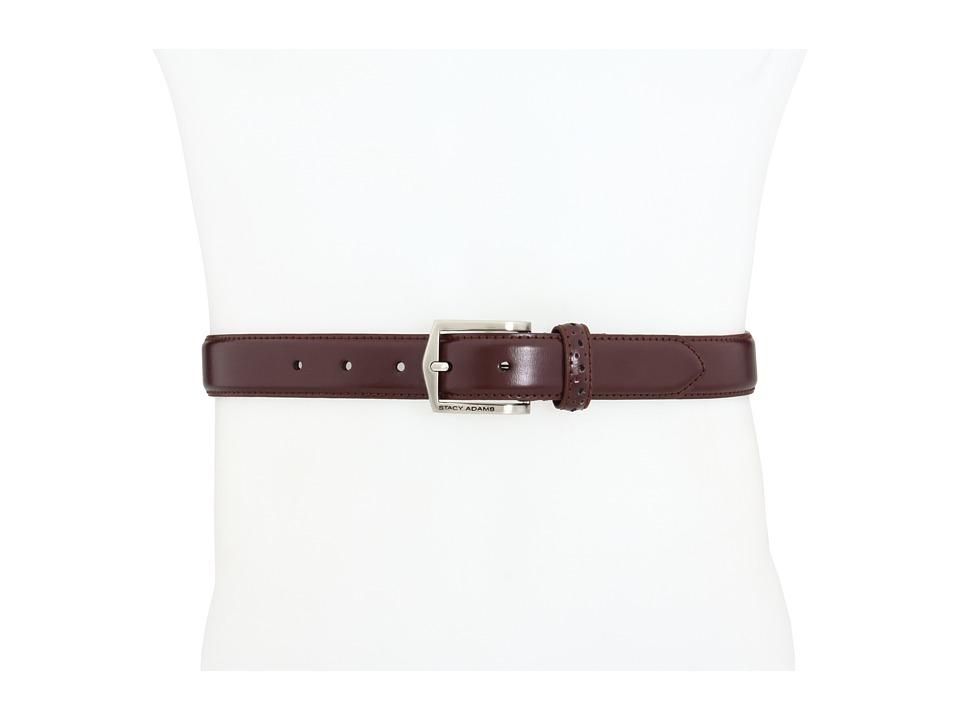 Stacy Adams 087 Cordovan Mens Belts