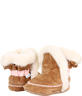 Robeez - Classic Fab Folk Soft Soles™ Bootie (Infant/Toddler)