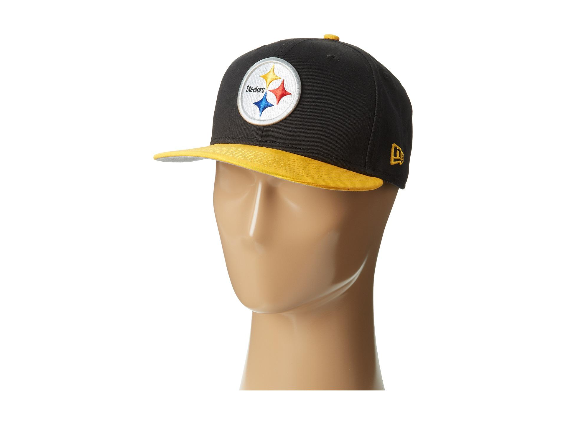 New Era Nfl Baycik Snap 59fifty Pittsburgh Steelers
