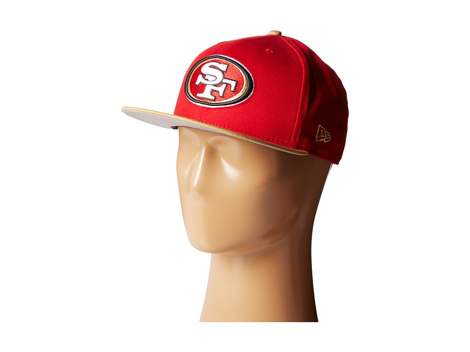 New Era - NFL Baycik Snap 59FIFTY - San Francisco 49ers