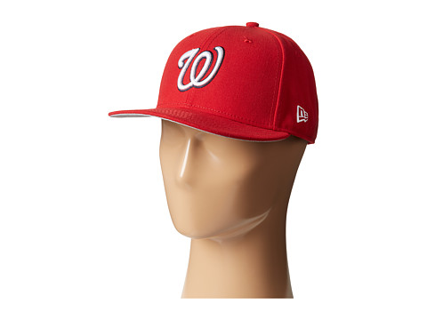 New Era MLB Baycik Snap 59FIFTY - Washington Nationals