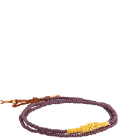 Dogeared Jewels - Not To Worry Seed Bead & Gold Flower