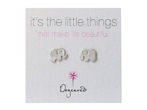 Dogeared Little Things Elephant