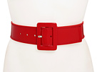 "CK 2 1/8"" Belt w/ Covered Buckle by Calvin Klein"