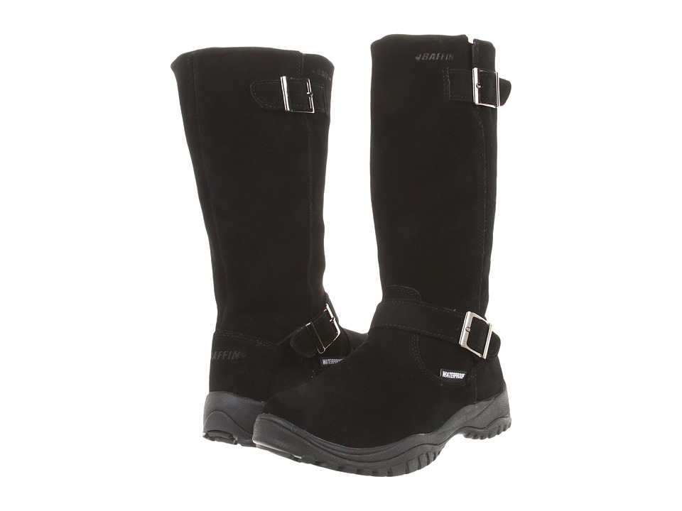 Baffin Charlee Black Womens Cold Weather Boots