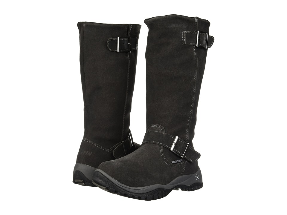 Baffin Charlee Grey Womens Cold Weather Boots