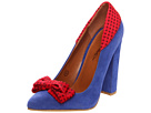 Miss Me - Kristy-4 (Blue) - Footwear