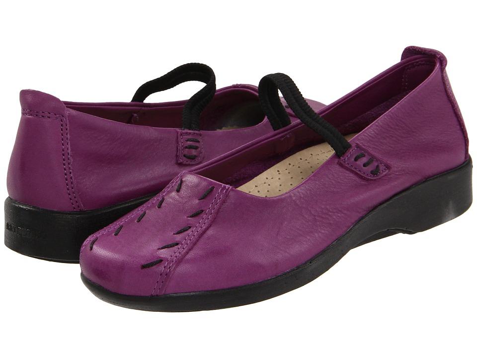 Arcopedico Shawna (Purple) Maryjane Shoes