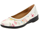 Arcopedico - Jenna (Flowers White) - Footwear