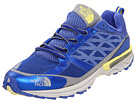 The North Face - Women's Single-Track Hayasa (Vibrant Blue/Stinger Yellow) - Footwear