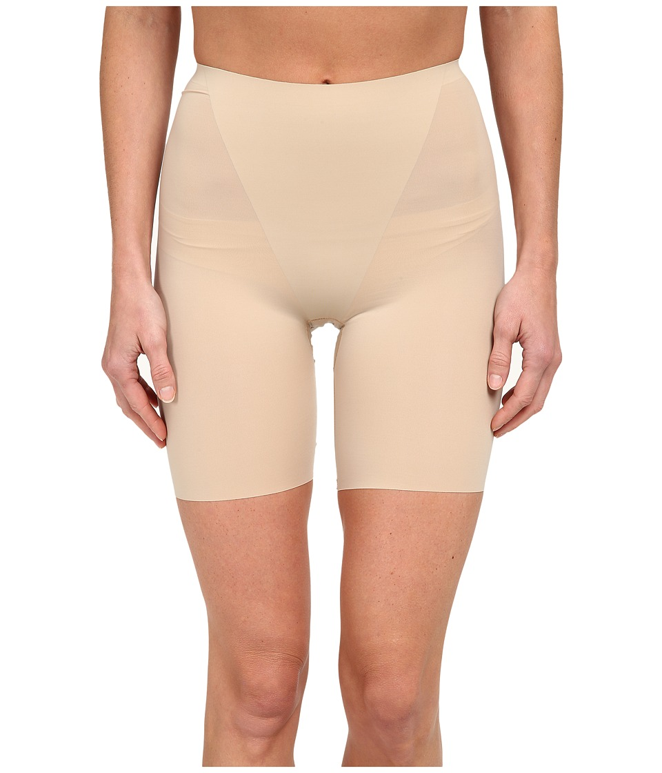 Spanx Trust You Thinstincts Mid Thigh Shaper Natural Womens Underwear