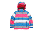 Roxy Kids - Jetty Girl Jacket (Big Kids) (Urban Stripe) - Apparel