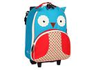 Skip Hop Zoo Kids Rolling Luggage (Owl)