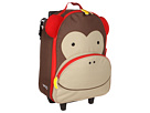 Skip Hop Zoo Kids Rolling Luggage (Monkey)