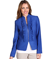 Anne Klein - Novelty Kissing Front Blazer