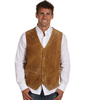Roper - Suede Vest with Front Yokes Men's