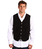 Roper - Men's Suede Vest with Front Yokes