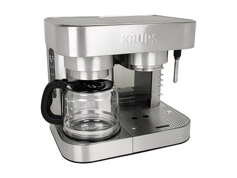 Krups Coffee Maker Xp 5200 : No results for krups xp604050 combi espresso - Search Zappos.com