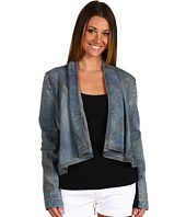 BCBGMAXAZRIA - Light Weight Denim Twill Jacket