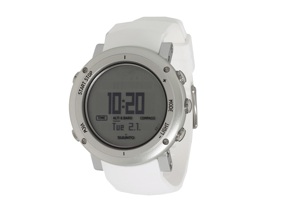 Suunto - Core Alu (White) Digital Watches